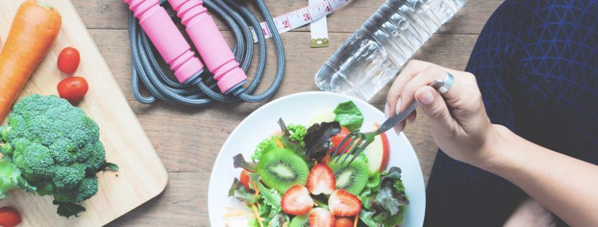 dieta sana per contrastare pelle a buccia d'arancia