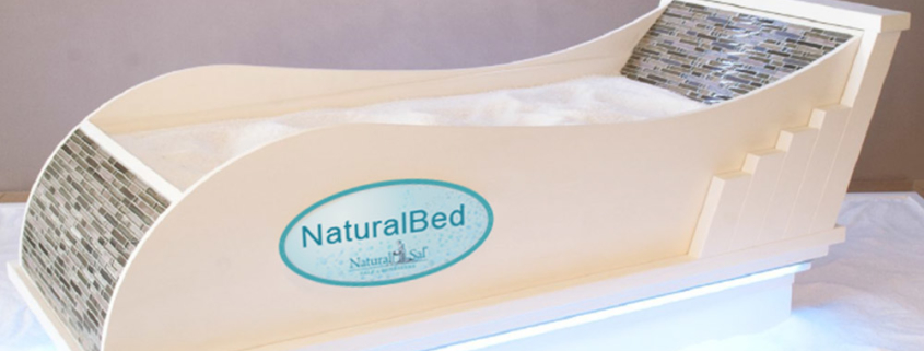 naturalbed benefici sale mar morto tonificati e depurati